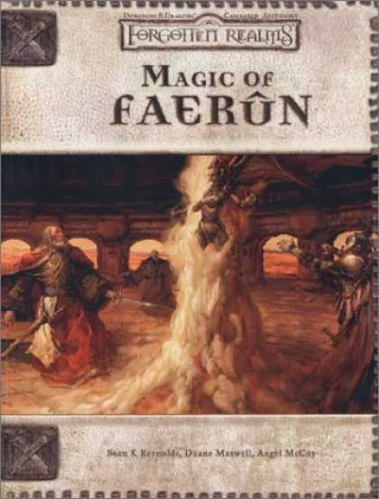 Bestselling Sci-Fi/ Fantasy (2007) - Magic of Faerun (Dungeons & Dragons d20 3.5 Fantasy Roleplaying) by Sean K. Reyn