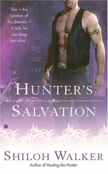 Bestselling Sci-Fi/ Fantasy (2007) - Hunter's Salvation (The Hunters, Book 10) by Shiloh Walker