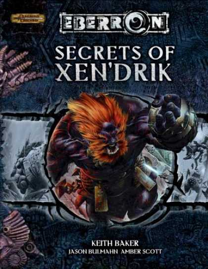 Bestselling Sci-Fi/ Fantasy (2007) - Secrets of Xen'drik (Dungeon & Dragons d20 3.5 Fantasy Roleplaying, Eberron Sett