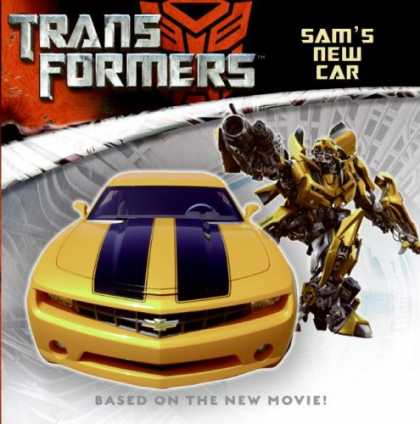 Bestselling Sci-Fi/ Fantasy (2007) - Transformers: Sam's New Car (Transformers)