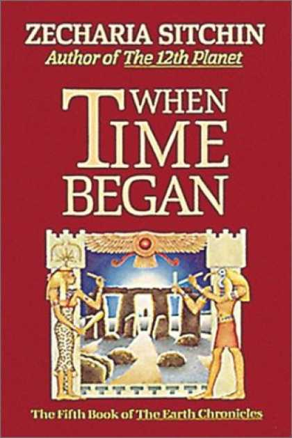 Bestselling Sci-Fi/ Fantasy (2007) - When Time Began (Book V) (The Earth Chronicles, Book 5) by Zecharia Sitchin