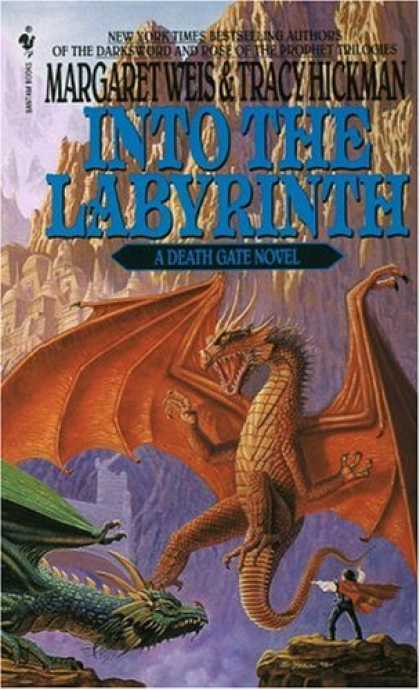 Bestselling Sci-Fi/ Fantasy (2007) - Into the Labyrinth (Death Gate Cycle) by Margaret Weis