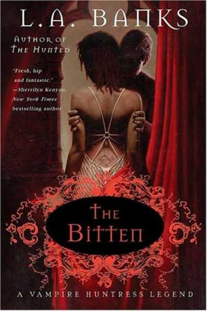 Bestselling Sci-Fi/ Fantasy (2007) - The Bitten (A Vampire Huntress Legend) by L. A. Banks