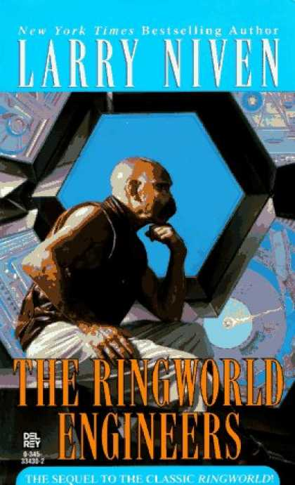 Bestselling Sci-Fi/ Fantasy (2007) - The Ringworld Engineers (Ringworld) by Larry Niven