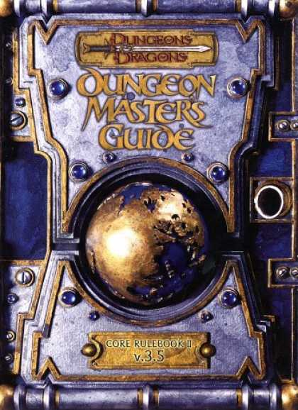 Bestselling Sci-Fi/ Fantasy (2007) - Dungeon Master's Guide: Core Rulebook II (Dungeons & Dragons d20 3.5 Fantasy Rol