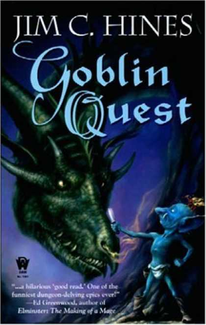 Bestselling Sci-Fi/ Fantasy (2007) - Goblin Quest by Jim C. Hines
