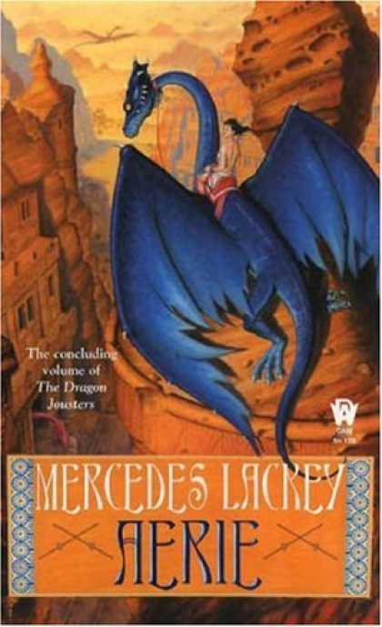 Bestselling Sci-Fi/ Fantasy (2007) - Aerie: Book Four of the Dragon Jousters by Mercedes Lackey