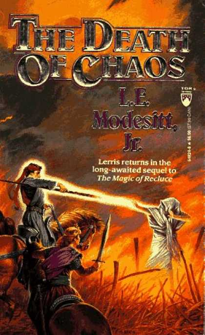 Bestselling Sci-Fi/ Fantasy (2007) - The Death of Chaos (Saga of Recluce) by L. E. Modesitt Jr.