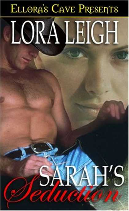 Bestselling Sci-Fi/ Fantasy (2007) - Sarah's Seduction (Men of August, Book 2) by Lora Leigh