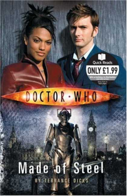 "Bestselling Sci-Fi/ Fantasy (2007) - ""Doctor Who"" (Quick Reads) by Terrance Dicks"