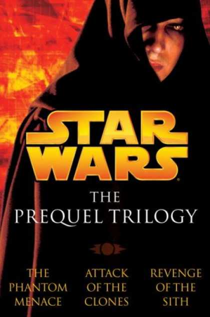 Bestselling Sci-Fi/ Fantasy (2007) - Star Wars: The Prequel Trilogy (Episodes I, II & III) by Terry Brooks