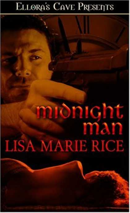Bestselling Sci-Fi/ Fantasy (2007) - Midnight Man (Midnight Series, Book 1) by Lisa Marie Rice