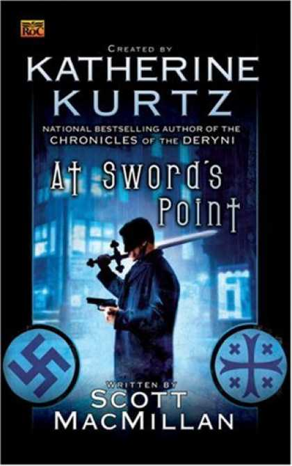 Bestselling Sci-Fi/ Fantasy (2007) - At Sword's Point (Knights of Blood) by Katherine Kurtz