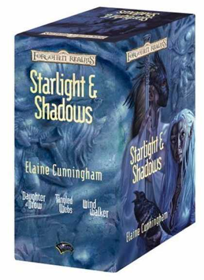 Bestselling Sci-Fi/ Fantasy (2007) - Forgotten Realms Starlight & Shadows: Gift Set (Daughter of the Drow, Tangled We