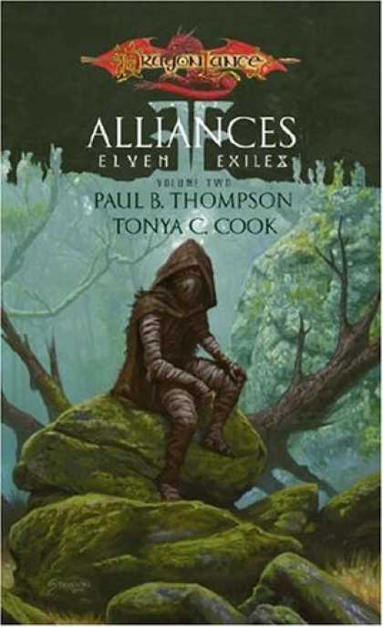 Bestselling Sci-Fi/ Fantasy (2007) - Alliances (Dragonlance: Elven Exiles, Vol. 2) by Paul B. Thompson