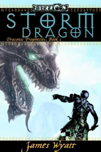 Bestselling Sci-Fi/ Fantasy (2007) - The Storm Dragon: The Draconic Prophecies, Book 1 (The Draconic Prophecies) by J