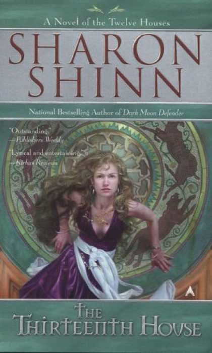 Bestselling Sci-Fi/ Fantasy (2007) - The Thirteenth House (The Twelve Houses) by Sharon Shinn
