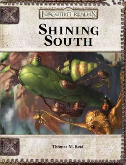 Bestselling Sci-Fi/ Fantasy (2007) - Shining South (Dungeon & Dragons d20 3.5 Fantasy Roleplaying, Forgotten Realms S