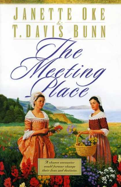 Bestselling Sci-Fi/ Fantasy (2007) - The Meeting Place (Song of Acadia #1) by T. Davis Bunn