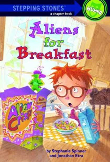 Bestselling Sci-Fi/ Fantasy (2007) - Aliens for Breakfast by Jonathan Etra