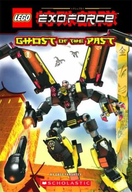 Bestselling Sci-Fi/ Fantasy (2007) - Exo-force: Ghost Of The Past (Lego) by Greg Farshtey