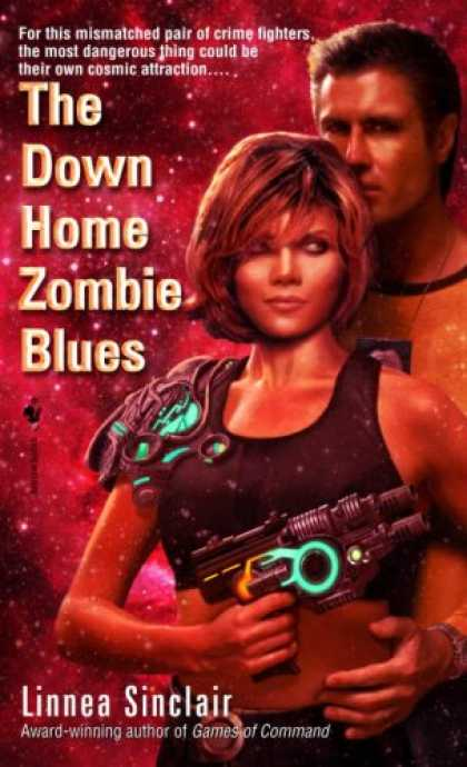 Bestselling Sci-Fi/ Fantasy (2007) - The Down Home Zombie Blues by Linnea Sinclair
