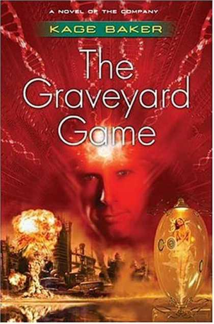 Bestselling Sci-Fi/ Fantasy (2007) - The Graveyard Game (The Company) by Kage Baker