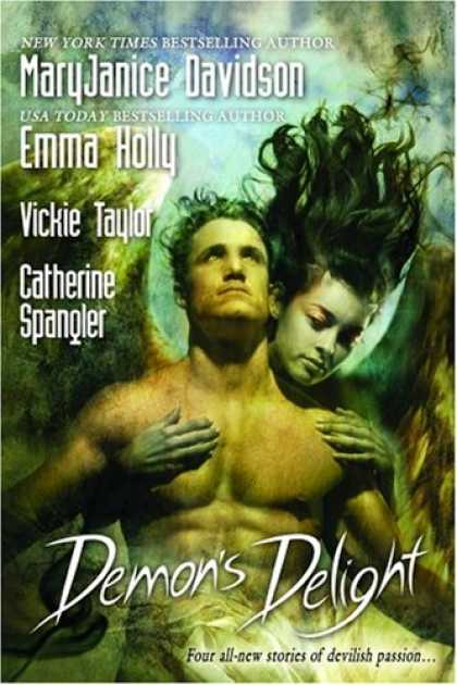 Bestselling Sci-Fi/ Fantasy (2007) - Demon's Delight (Berkley Sensation) by MaryJanice Davidson