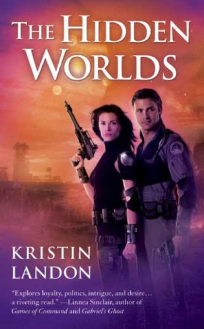 Bestselling Sci-Fi/ Fantasy (2007) - The Hidden Worlds by Kristin Landon