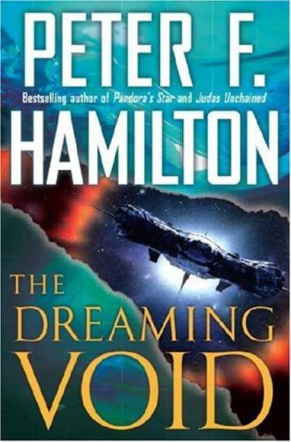 Bestselling Sci-Fi/ Fantasy (2007) - The Dreaming Void by Peter F. Hamilton