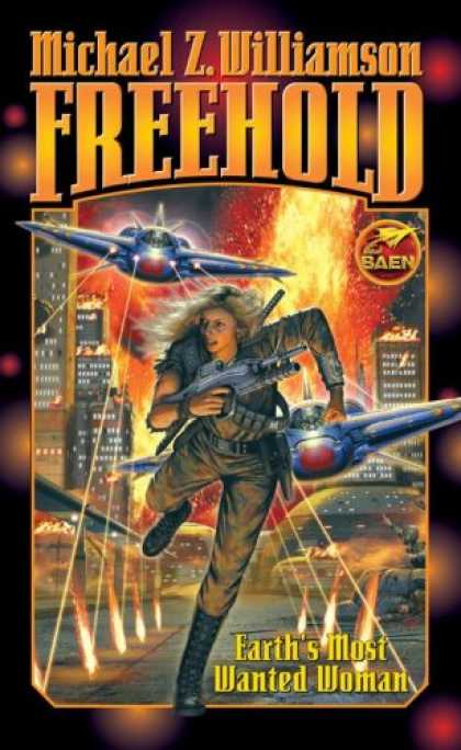 Bestselling Sci-Fi/ Fantasy (2007) - Freehold by Michael Z. Williamson