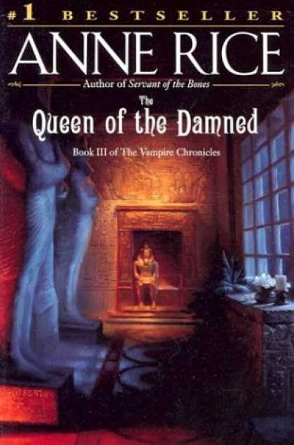 Bestselling Sci-Fi/ Fantasy (2007) - The Queen of the Damned (Vampire Chronicles) by Anne Rice