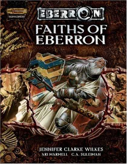 Bestselling Sci-Fi/ Fantasy (2007) - Faiths of Eberron (Dungeons & Dragons d20 3.5 Fantasy Roleplaying, Eberron Suppl