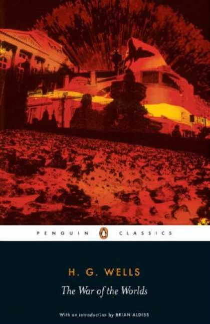Bestselling Sci-Fi/ Fantasy (2007) - The War of the Worlds (Penguin Classics) by H.G. Wells