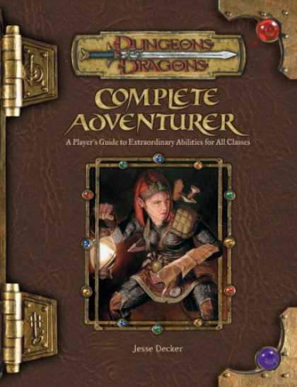 Bestselling Sci-Fi/ Fantasy (2007) - Complete Adventurer: A Guide to Skillful Characters of All Classes (Dungeons & D