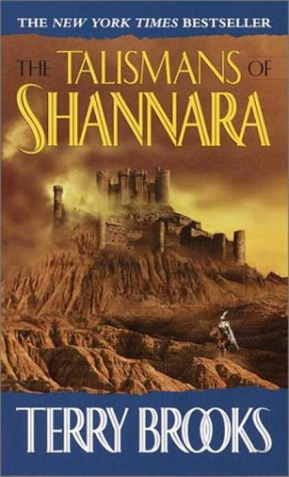 Bestselling Sci-Fi/ Fantasy (2007) - The Talismans of Shannara (Heritage of Shannara) by Terry Brooks