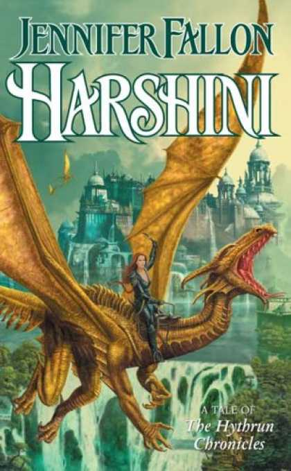 Bestselling Sci-Fi/ Fantasy (2007) - Harshini (The Hythrun Chronicles: Demon Child Trilogy, Book 3) by Jennifer Fallo