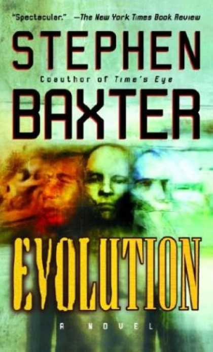 Bestselling Sci-Fi/ Fantasy (2007) - Evolution by Stephen Baxter