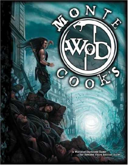 Bestselling Sci-Fi/ Fantasy (2007) - Monte Cook's World of Darkness by Monte Cook