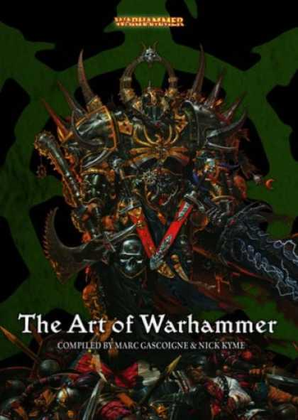 Bestselling Sci-Fi/ Fantasy (2007) - The Art of Warhammer by Marc Gascoigne