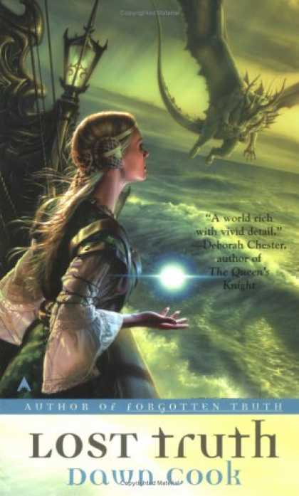 Bestselling Sci-Fi/ Fantasy (2007) - Lost Truth by Dawn Cook