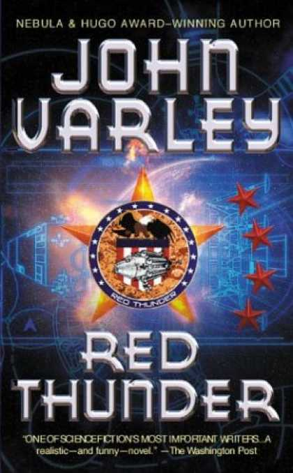 Bestselling Sci-Fi/ Fantasy (2007) - Red Thunder by John Varley