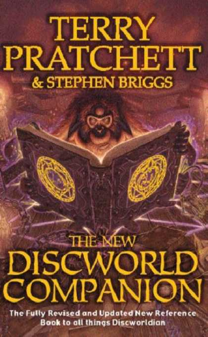 Bestselling Sci-Fi/ Fantasy (2007) - The New Discworld Companion (Gollancz) by Terry Pratchett
