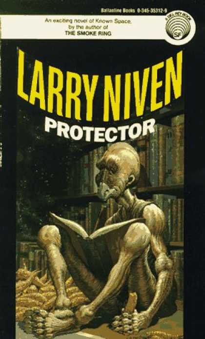 Bestselling Sci-Fi/ Fantasy (2007) - Protector by Larry Niven