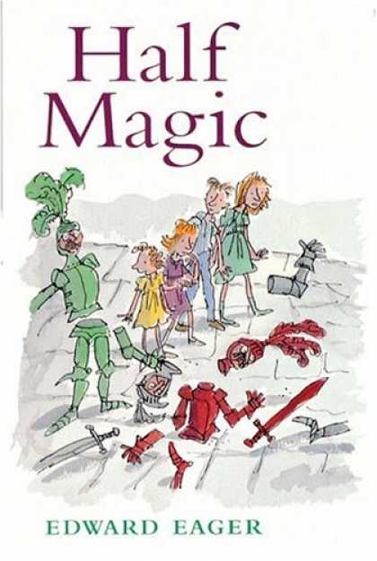 Bestselling Sci-Fi/ Fantasy (2007) - Half Magic (Edward Eager's Tales of Magic) by Edward Eager