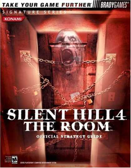 Bestselling Sci-Fi/ Fantasy (2007) - Silent Hill 4: The Room Official Strategy Guide (Signature) by BradyGames