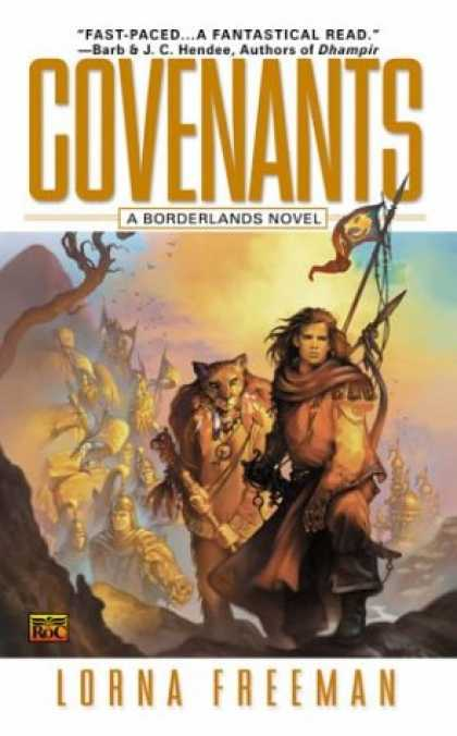 Bestselling Sci-Fi/ Fantasy (2007) - Covenants: A Borderlands Novel (Borderland (Roc)) by Lorna Freeman