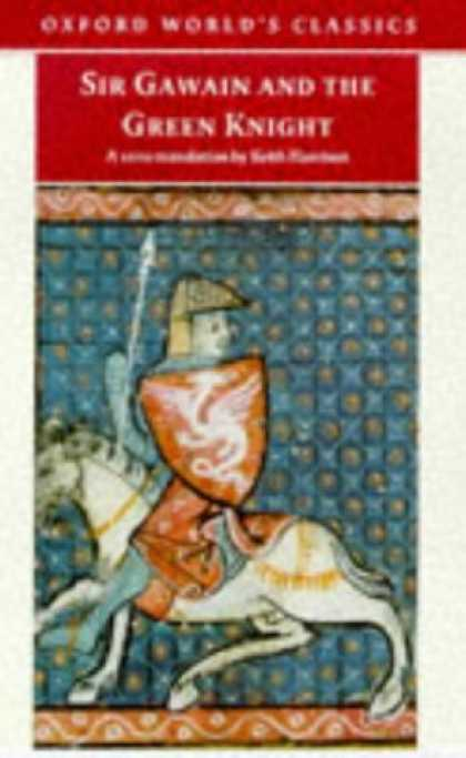 Bestselling Sci-Fi/ Fantasy (2007) - Sir Gawain and The Green Knight (Oxford World's Classics)