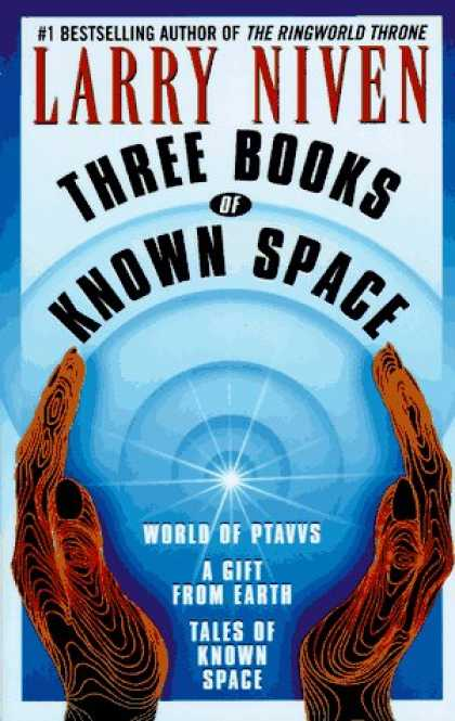 Bestselling Sci-Fi/ Fantasy (2007) - Three Books of Known Space by Larry Niven