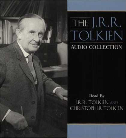 Bestselling Sci-Fi/ Fantasy (2007) - The J.R.R. Tolkien Audio Collection